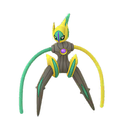 Deoxys forme Vitesse forme chromatique