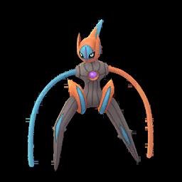 Sprite  de Deoxys - Pokémon GO