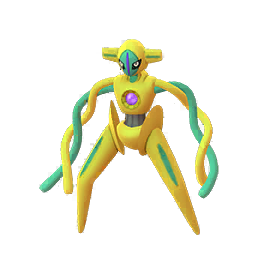 Pokémon deoxys-s