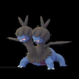 Sprite  de Diamat - Pokémon GO
