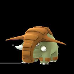 Sprite femelle chromatique de Donphan - Pokémon GO