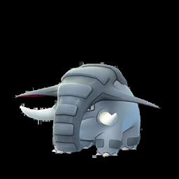 Sprite  de Donphan - Pokémon GO