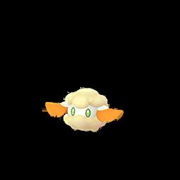 Sprite chromatique de Doudouvet - Pokémon GO