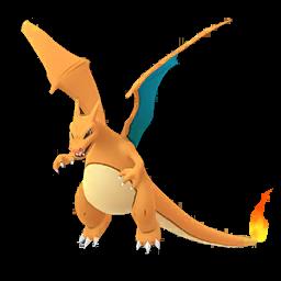 Pokémon dracaufeu