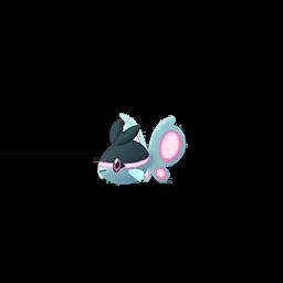 Sprite  de Écayon - Pokémon GO