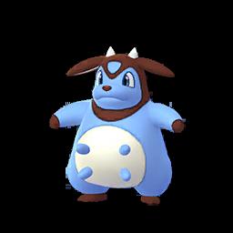 Modèle shiny de Écrémeuh - Pokémon GO