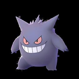 Sprite chromatique de Ectoplasma - Pokémon GO