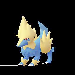 Pokémon elecsprint