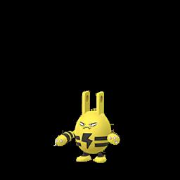 Sprite chromatique de Élekid - Pokémon GO