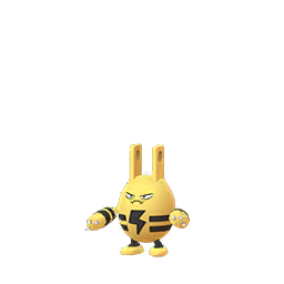 Sprite  de Élekid - Pokémon GO