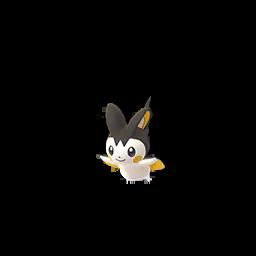 Modèle de Emolga - Pokémon GO