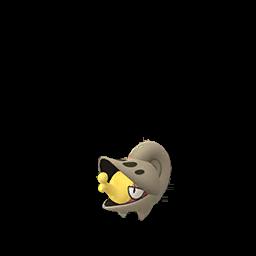Sprite chromatique de Escargaume - Pokémon GO