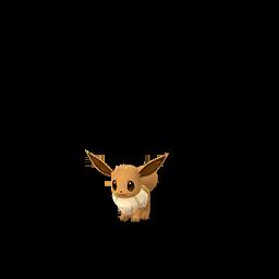 Sprite  de Évoli - Pokémon GO