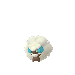 Sprite chromatique de Farfaduvet - Pokémon GO