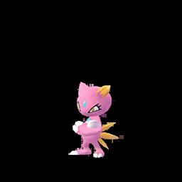 Sprite femelle chromatique de Farfuret - Pokémon GO