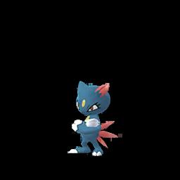 Sprite femelle de Farfuret - Pokémon GO