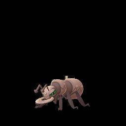 Sprite chromatique de Fermite - Pokémon GO