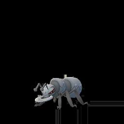 Modèle de Fermite - Pokémon GO