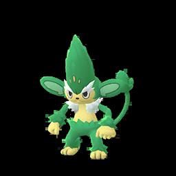 Pokémon feuiloutan