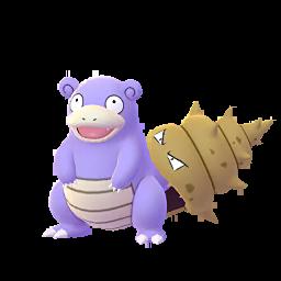 Sprite chromatique de Flagadoss - Pokémon GO