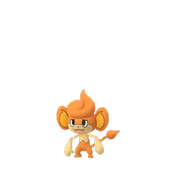 Sprite chromatique de Flamajou - Pokémon GO