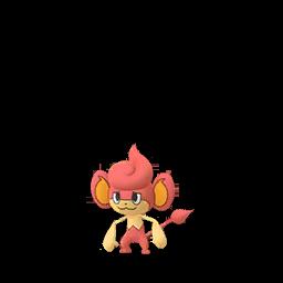 Pokémon flamajou
