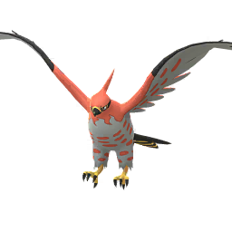 Pokémon flambusard