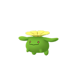 Sprite  de Floravol - Pokémon GO