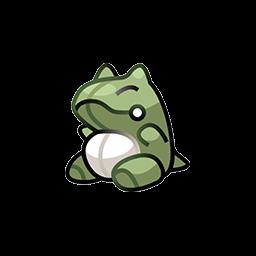 Sprite femelle chromatique de Florizarre - Pokémon GO