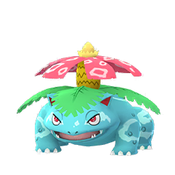 Sprite femelle de Florizarre - Pokémon GO