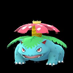 Sprite  de Florizarre - Pokémon GO