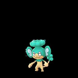 Sprite chromatique de Flotajou - Pokémon GO