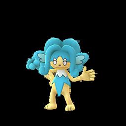 Sprite  de Flotoutan - Pokémon GO