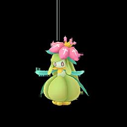 Sprite femelle chromatique de Fragilady - Pokémon GO