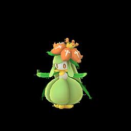 Modèle de Fragilady - Pokémon GO