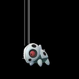 Sprite chromatique de Galekid - Pokémon GO