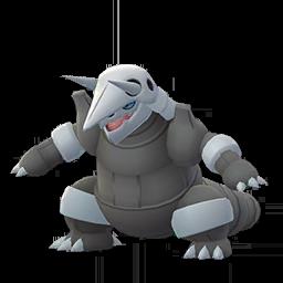Sprite  de Galeking - Pokémon GO