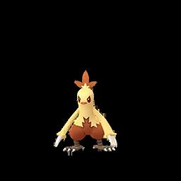 Sprite femelle chromatique de Galifeu - Pokémon GO