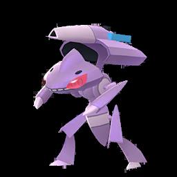 Pokémon genesect-module-aqua