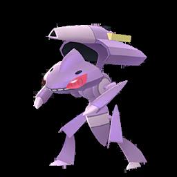 Pokémon genesect-module-choc