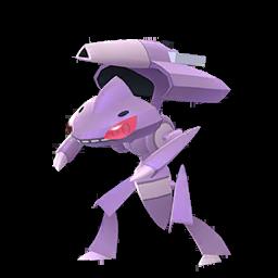 Pokémon genesect-module-cryo
