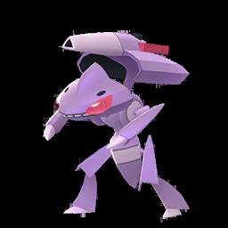 Sprite  de Genesect - Pokémon GO