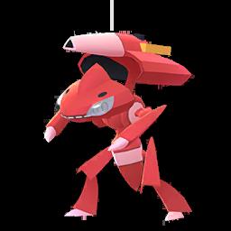 Sprite chromatique de Genesect - Pokémon GO