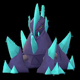 Sprite chromatique de Gigalithe - Pokémon GO