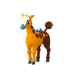 Pokémon girafarig-s