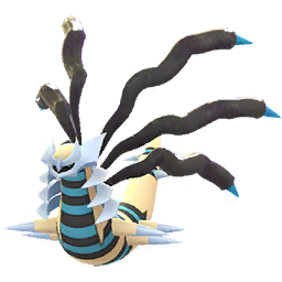Sprite chromatique de Giratina (Forme Originelle) - Pokémon GO