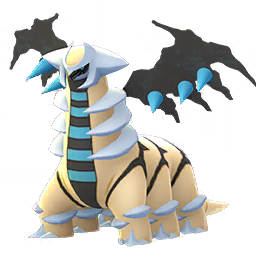 Giratina forme chromatique