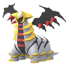 Giratina forme Alternative