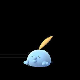 Sprite femelle chromatique de Gloupti - Pokémon GO