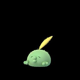 Sprite femelle de Gloupti - Pokémon GO